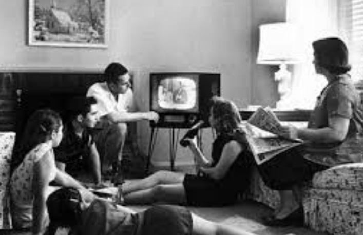 1950'lerin Aile Oturma Odaları