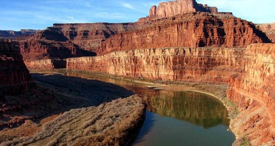 Colorado Nehri Neden Daralıyor?