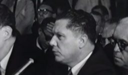 Jimmy Hoffa'nın Biyografisi