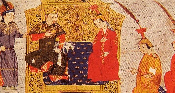 Moğol Kadınları ve Sosyal Rolleri