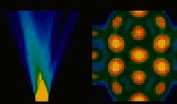 Fizik Ve Atomların 3 boyutlu yansımaları
