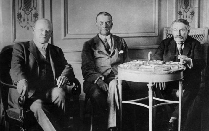 Locarno Antlaşması Nasıl İmzalandı.