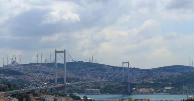 İstanbul'da  Görülecek Yerler.