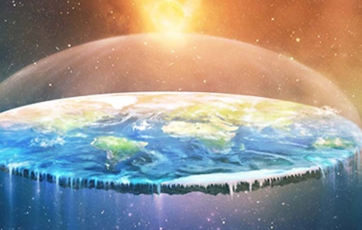 Düz Dünya Teorilerinin Yanlış Anlaşıldığı Tarih