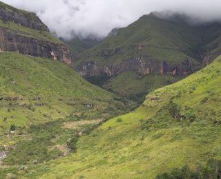 Drakensberg Dağları Nerede