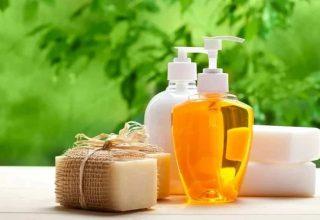 Organik sıvı sabun Yapımı
