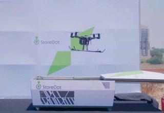 Yeni Dronelerin Şarj Problemleri Çözüldü.
