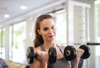 Egzersizi Belirleyen Yaş Değil Yetenek Olmalıdır.