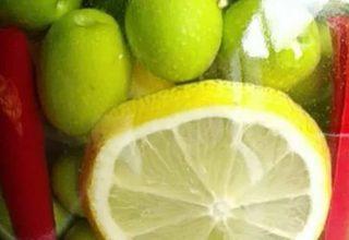 Zeytin Nasıl Fermente Edilir?
