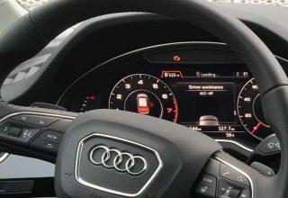 Audi Hidrolik Direksiyon Sıvı Sistemlerinin Kısa Tarihi