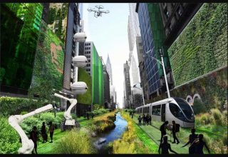 Geleceğin Şehirlerinde Ulaşım Nasıl Olacak?