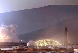 Mars Yaşam Projesinde Bir Adım Daha