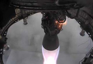 Metan Gazı İle Çalısan Raptor Motorları