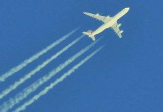 Uçaklar iklim Değişikliğine Yol Açar Mı?