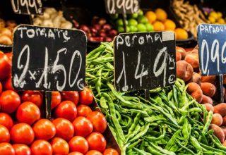 Küresel Gıda Fiyatları Neden Yükseliyor?
